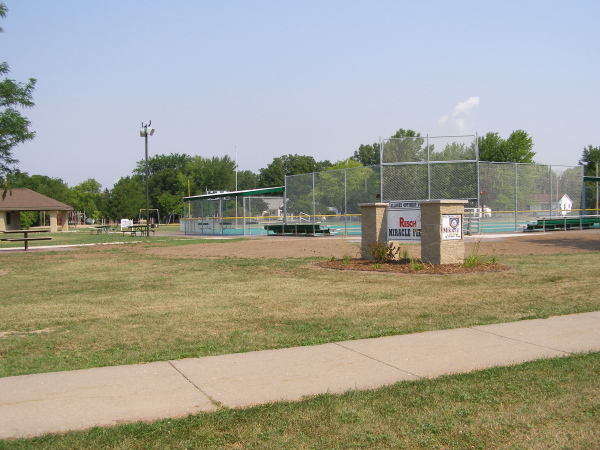 Resch Miracle League Field