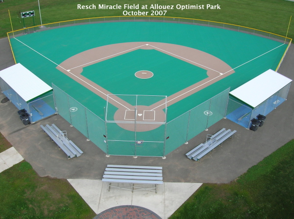 Resch Miracle Field in Green Bay, Wisconsin